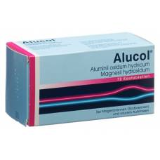 Alucol kautabl 72 pcs