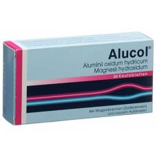 Alucol kautabl 24 pcs