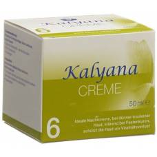 6 kalyana cream with potassium sulphate 50 ml