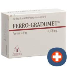 Ferro-gradumet depottabl 90 pcs