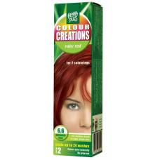 Henna color creations ruby red 6.6 60 ml