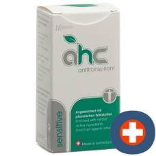 Ahc sensitive antiperspirant liq 30 ml