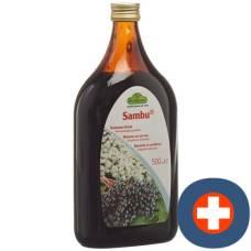 Sambu elderberry cure drink 500 ml
