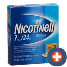 Nicotinell 3 easily matrixpfl 7 mg / 24h 7 pcs
