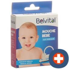 Belvital nasal secretion aspirator