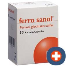 Ferro sanol kaps 100 mg 50 pcs