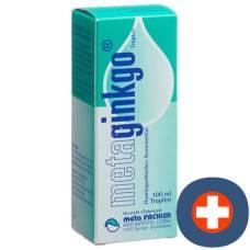 Metaginkgo drop fl 100 ml