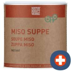 Natural power plants miso soup instant bio / organic 210 g