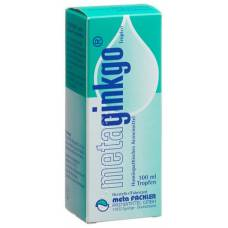 Metaginkgo drop fl 50 ml
