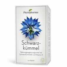 Phytopharma black cumin oil kaps 500 mg ds 170 pcs