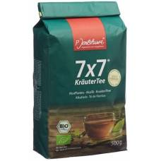 Jentschura 7x7 herbal tea 500g