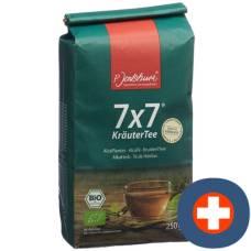 Jentschura 7x7 herbal tea 250g