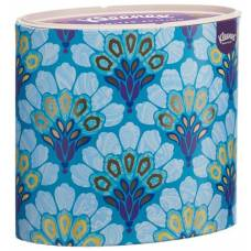 Kleenex facial tissues collection ovalbox 64 pcs