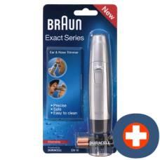 Braun exact series ear and nose hair trimmer en 10