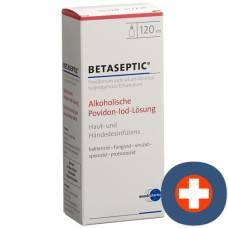 Betaseptic lös 120 ml