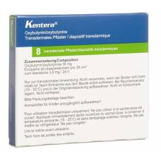 Kentera matrixpfl 3.9 mg / 24 8 pcs