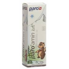 Paro amine kids children toothpaste 75 ml