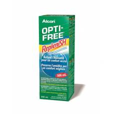 Optifree replenish disinfectant solution fl 300 ml