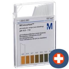 Merck ph indicator strips 4-7100 pcs