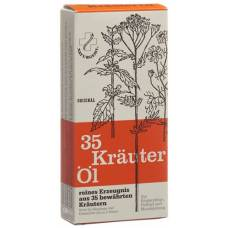Naturgeist original 35 herbs oil 80ml glasfl