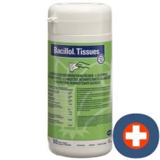 Bacillol tissue surface disinfection 100 pcs