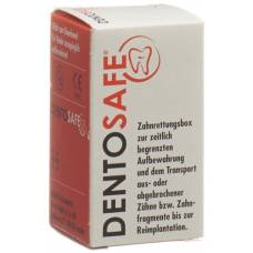 Dentosafe tooth box