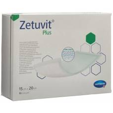 Zetuvit Plus absorption Association 15x20cm 10 pcs