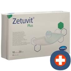 Zetuvit Plus absorption Association 10x20cm 10 pcs