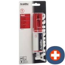 Araldit rapid adhesive 2 dpplspr 12 ml