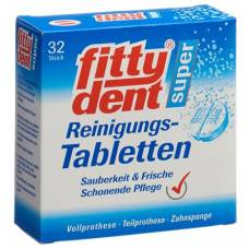 Fittydent super tabs 32 pc