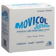 Movicol junior flavor-plv btl 30 pcs