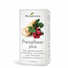 Phytopharma cranberry tablets plus 150 pcs