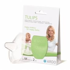 Ardo tulips brusthütchen m silicone storage box 2 pcs