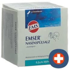 Emser nasal 50 btl 2.5 g