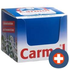 Carmol halspastillen sugar-free 12 x 45 g