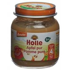 Holle apple pure demeter bio 125 g