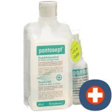 Pantasept disinfection lös set 430 + 70ml