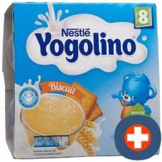 100 nestlé yogolino biscuit 8 months 4 x g