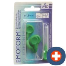 Emoform interdental brush 1.9mm light green 5 pcs