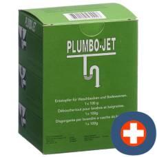 Plumbo jet drain cleaner 100g