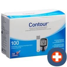 Contour sensors 100 pcs