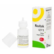 Naabak gd opht fl 10 ml