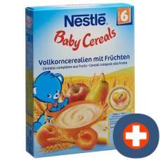 Nestlé baby cereals whole grain crops 6 months 250g
