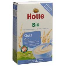 Holle baby food rice flakes organic 250 g