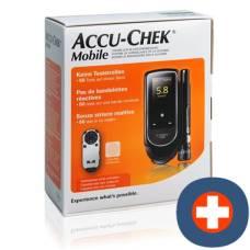 Accu-chek mobile set mmol / l