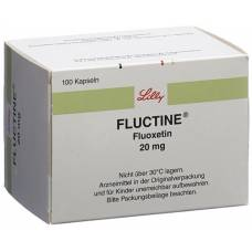 Fluctine kaps 20 mg 100 pcs
