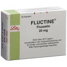 Fluctine kaps 20 mg 30 pcs