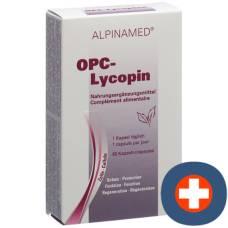 Alpinamed opc lycopene cape 60 pcs