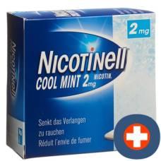 Nicotinell gum 2 mg cool mint 204 pcs