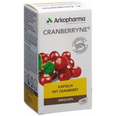 Arkocaps cranberry cape vegetable 150 pcs